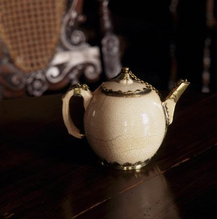 A Zhangzhou teapot