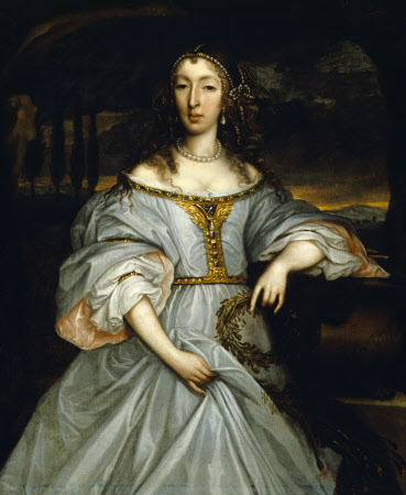 Lady Anne Somerset, Lady Howard (1631-1662)