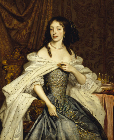 Lady Elizabeth Somerset, Countess of Powis, Marchioness of Powis (1633/4-1691)