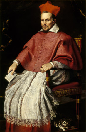 Cardinal Giovanni Battista de Bonsi (1554-1621)