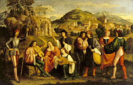 An Alfresco Concert at Asolo
