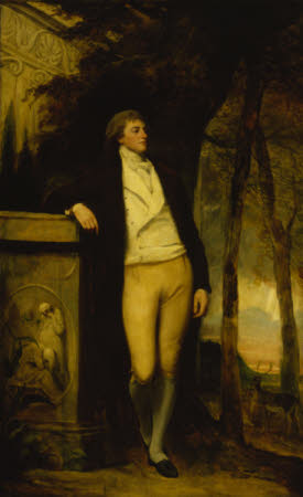 William Beckford, MP (1760 - 1844), aged 21