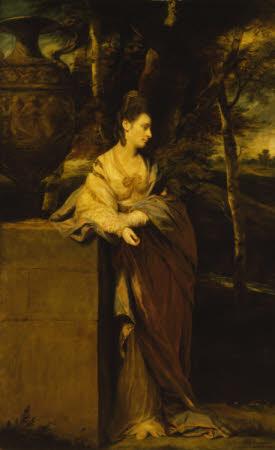 The Hon. Theresa Robinson, Mrs John Parker (1745-1775)