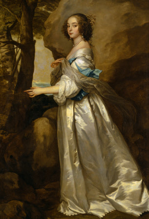 Lady Frances Cranfield, Lady Buckhurst, later Countess of Dorset (d.1687)