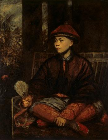 Huang Ya Dong (Wang-Y-Tong) (b. c. 1753- fl. in England 1770/76)