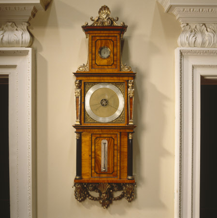 Nostell Priory's Barometer and its 'very neat case': 1768 - 1770