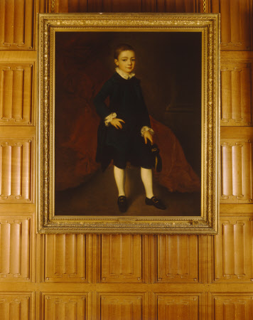Edward Clive,1st Earl of Powis III (1754-1839) as a Boy