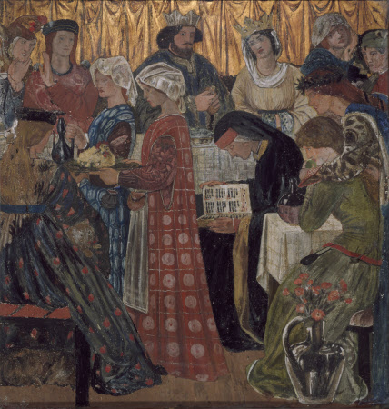 The Tale of Sir Degrevaunt: The Wedding Feast