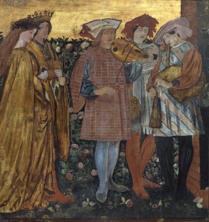The Tale of Sir Degrevaunt: The Wedding Procession
