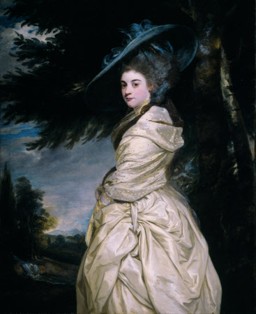 Lady Henrietta Antonia Herbert, later Countess of Powis (1758-1830)