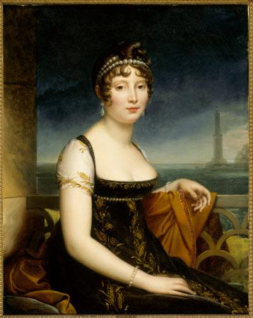Caroline-Marie Bonaparte, Caroline Murat, Queen of Naples (1782-1839)