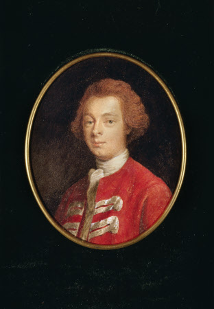 General James Wolfe (1727-1759) as a Young Man