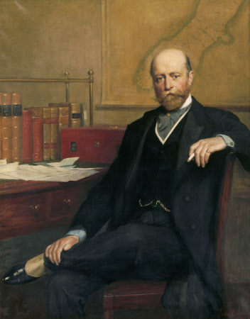 William Hillier, 4th Earl of Onslow (1853-1911)