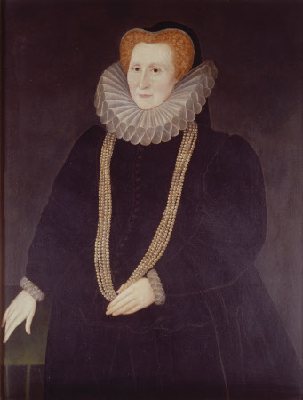 Elizabeth Hardwick ('Bess of Hardwick'), Countess of Shrewsbury (1520-1608)