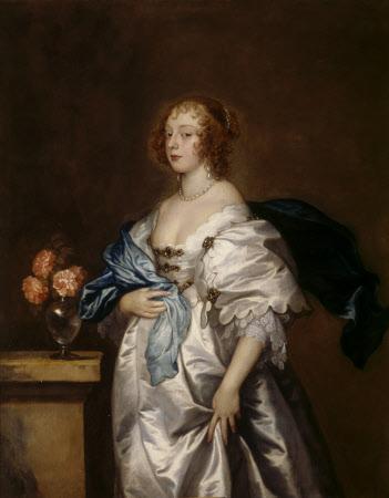 Alice Bankes, Lady Borlase (1621-1683)