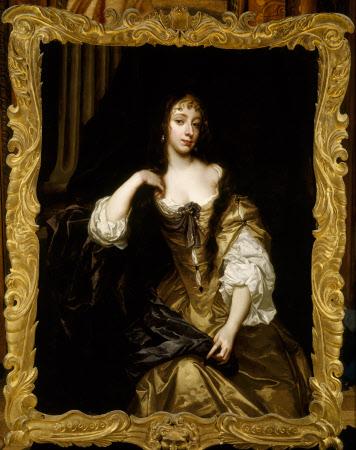 Elizabeth Trentham, Viscountess Cullen (1640-1713)
