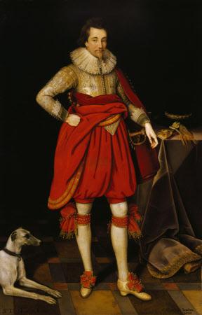 Sir Thomas Parker  of Ratton (b.1594/5 - 1663)