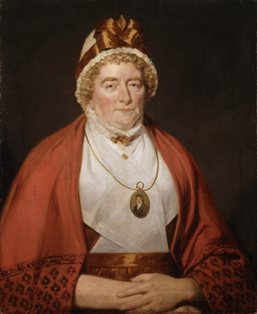 Susannah Jones, Mrs Alban Thomas Gwynne (1754-1830)