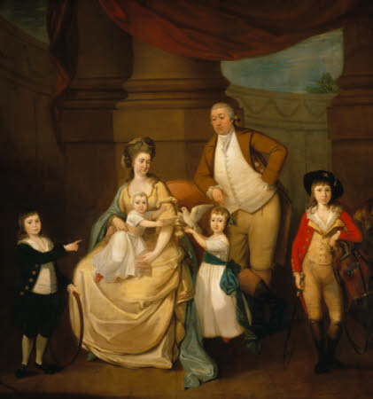 Samuel Sketchley and Family