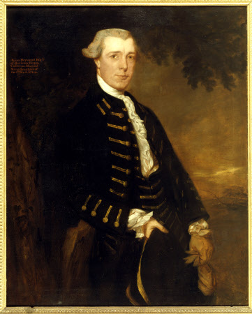 James ('Janus') Modyford Heywood (1732-1798)