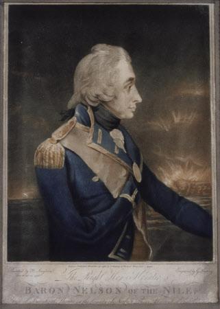 Horatio Nelson, Viscount Nelson (1758-1805)