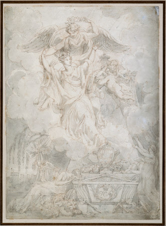 Apotheosis of Princess Charlotte Augusta, Princess of Wales (1796-1817)