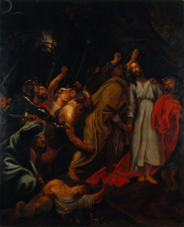 The Betrayal of Christ (after Van Dyck)