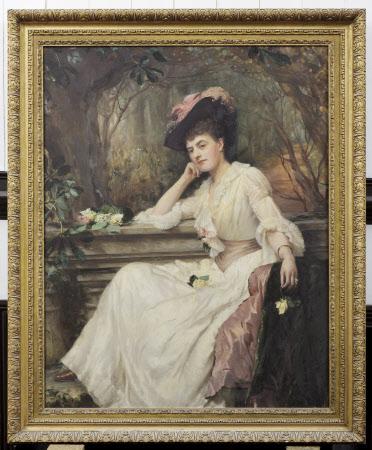The Hon. Elizabeth Evelyn Harbord, Lady Hastings (1860 - 1956)