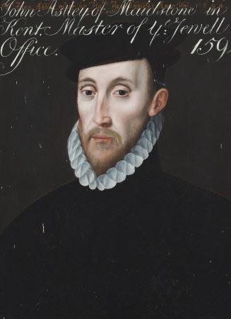 Sir John Astley (circa 1507-1596), Master of the Jewel Office